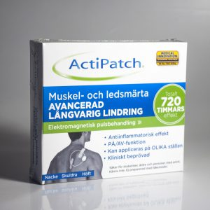 ActiPatch Muskel och led