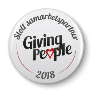 Harmony Health har inför julen 2018 skänkt pengar till Giving People som hjälper familjer i Sverige med mat och en liten julklapp till barnen i de familjer som inte har råd nu i juletider.